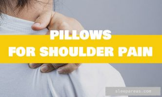 Best-pillows-for-Shoulder-Pain-while-Sleeping