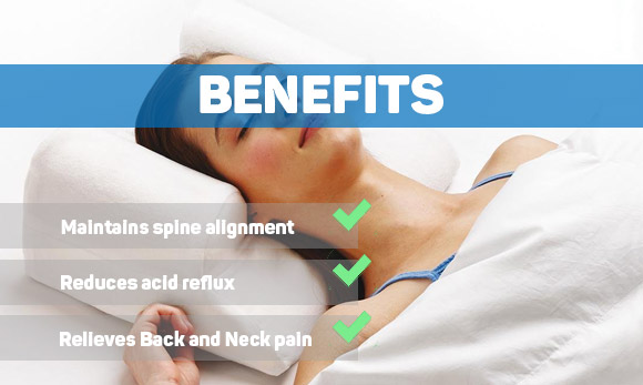 Benefits-of-pillow-for-back-sleeper